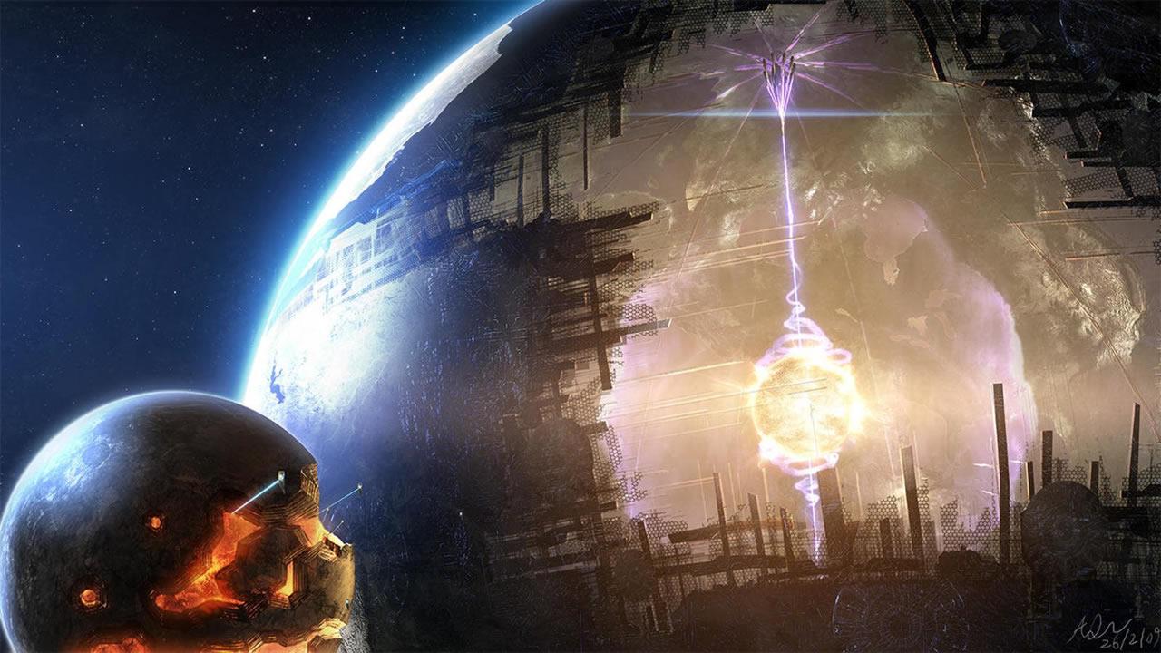 ¿Una esfera gigante alienígena absorbe la estrella KIC? Alerta mundial entre los astrónomos
