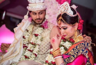 Dimpy-Ganguli-wedding-with-rohit-photos2