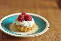 {Cream Cheese Tartlets}