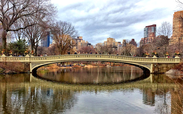Tourist Spots and Attractions of Central Park New York