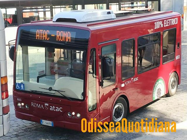 Il futuro (nero) dei minibus elettrici