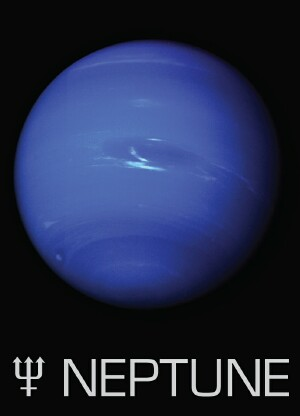 Planet Neptune Symbol - Pics about space