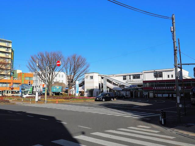 多摩湖自転車道 小平駅