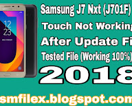Samsung SM-J600F Galaxy J6 2018 Update (4Files) Repair Firmware