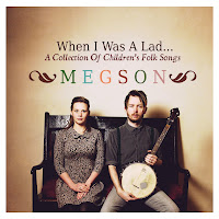 Megson When I Was a Lad CD Cover