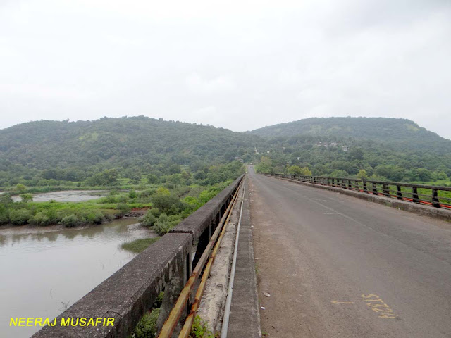 Mumbai to Murud Janjira Road