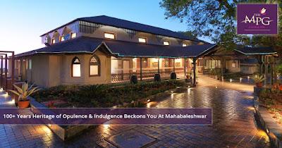Holiday Resorts In Mahabaleshwar At Mpg Club Mahabaleshwar
