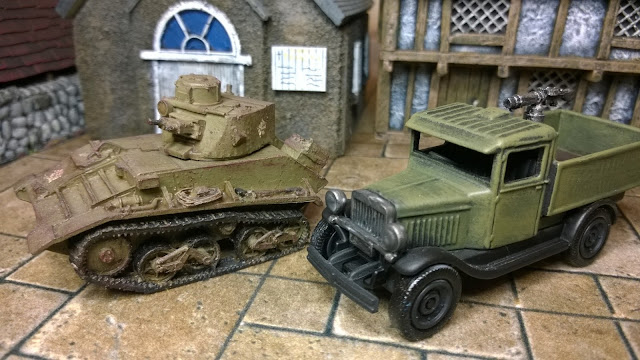 vickers light tank vbcw colour albertine