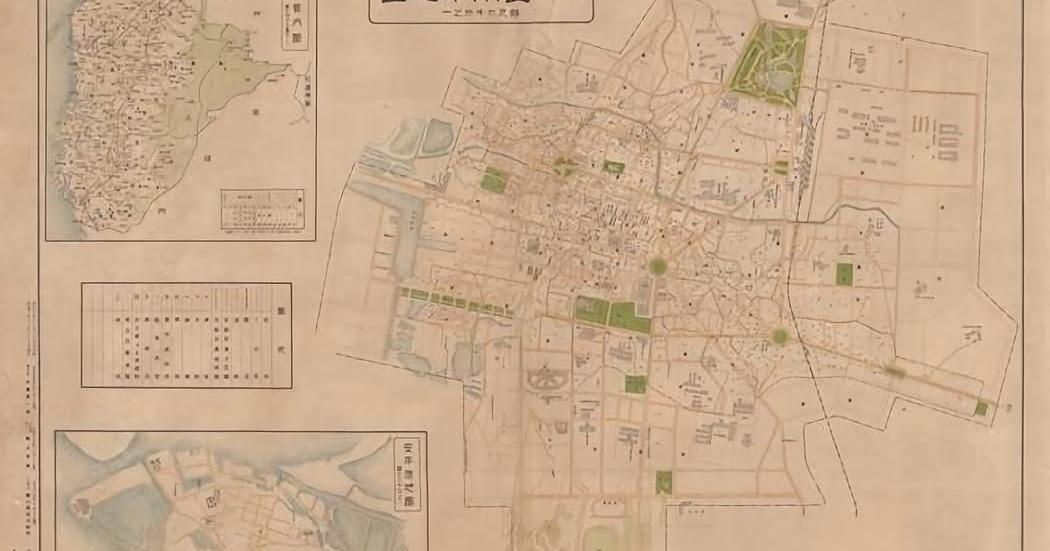 臺南古地圖集發表 165張地圖述說400年時空遞嬗