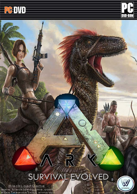ARK Survival Evolved Download Cover Free Game