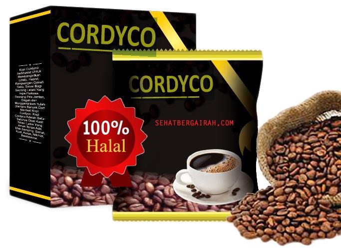 Cordyco Coffee Kopi Stamina Rasa Nikmat Sensasi DAHSYAT