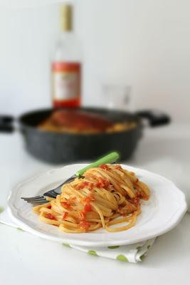 spaghetti al grachio