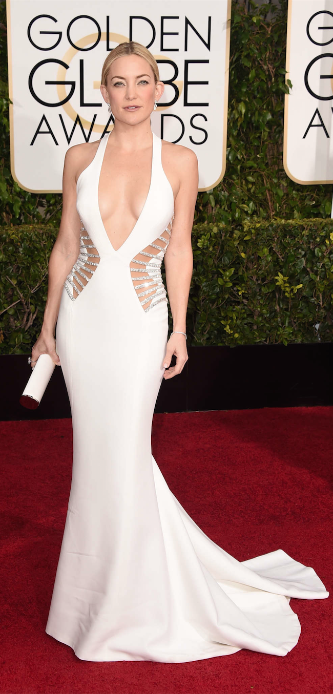 Kate Hudson 2015 Golden Globe Awards