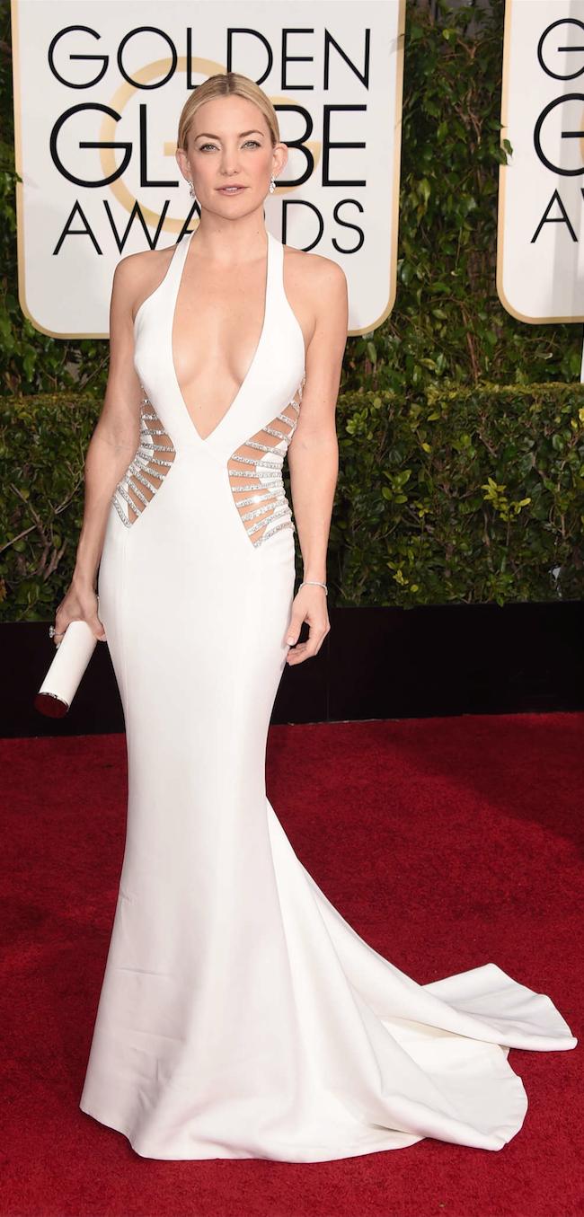 Kate Hudson 2015 Golden Globe Awards