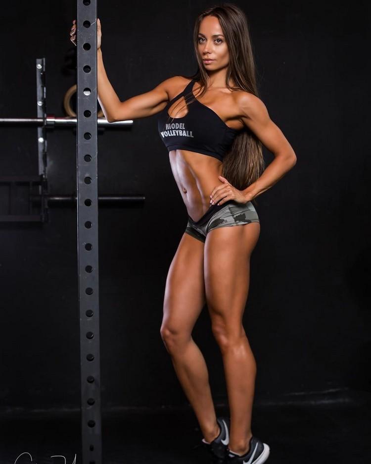 Best Female Fitness Models 2017 Ekaterina Shokhina