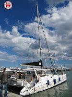 Paseo en catamarán en Cambrils