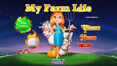 我的農場生活(My Farm Life),誇張又多樣化的模擬經營!