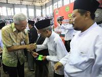 2000 Guru Ngaji di Kota Semarang Dapat Insentif