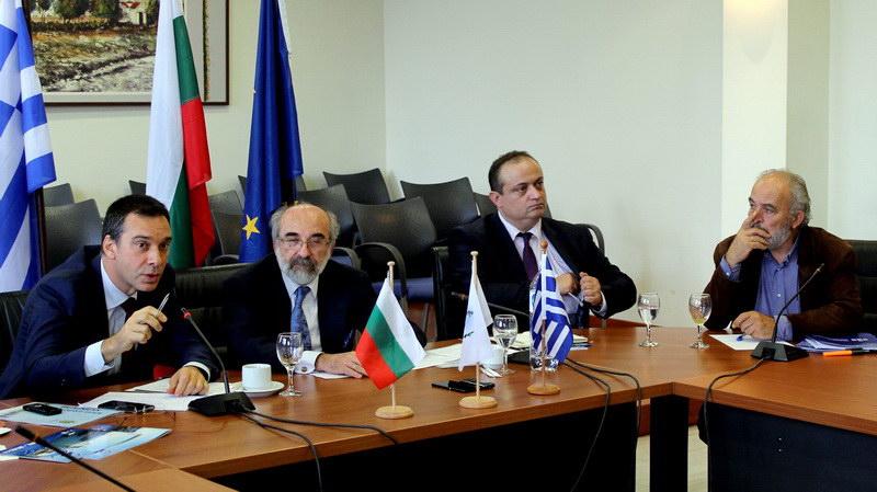 Συνεργασία λιμένων Αλεξανδρούπολης και Μπουργκάς
