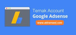 Cara Ternak Akun Google Adsense dengan Mudah