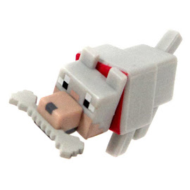 Minecraft Chest Series 1 Wolf Mini Figure