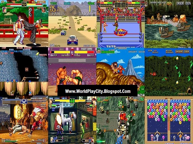 Game mame 32 | Download Mame32 700+ Games For PC Full Version  2019