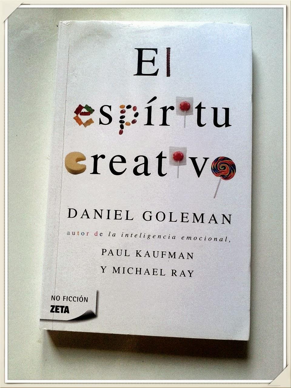 el espiritu creativo daniel goleman pdf gratis
