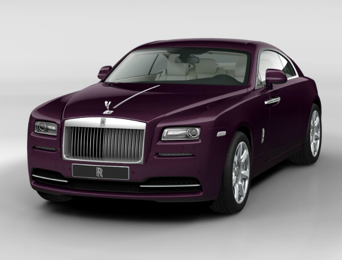 Rolls-Royce Wraith (2015) - Couleurs/Colors