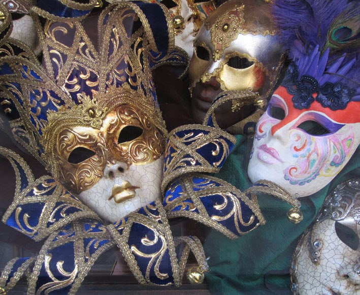 Arlequin Mascaras Barcelona