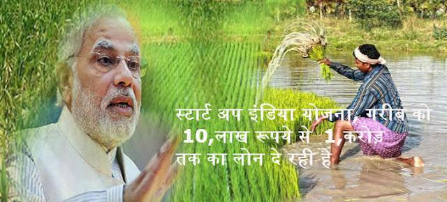 स्टार्ट अप इंडिया योजना, गरीब को  10,लाख रूपये से  1,करोड़  तक का लोन दे रही हे prime-minister-insurense-policy.jpg