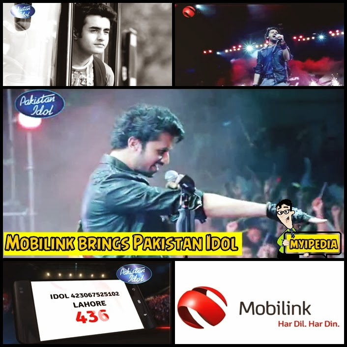 Mobilinks Brings Pakistan Idol TVC 2013 Atif Aslam