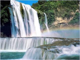 น้ำตกหวงกว่อซู่ (Huangguoshu Waterfall)