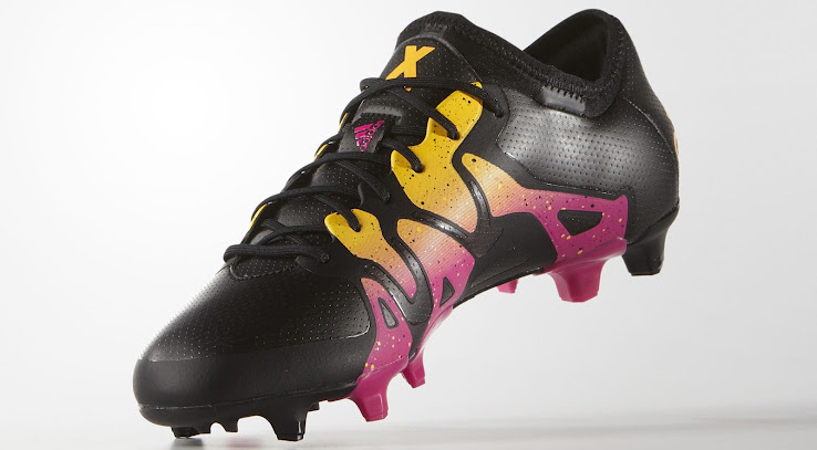 105f5d59f64e Black   Pink   Gold Adidas X 2016 Boots Released - Footy Headlines