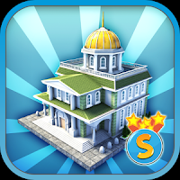 City Island 3 - Building Sim Unlimited (Cash - Gold - Free Shopping) MOD APK