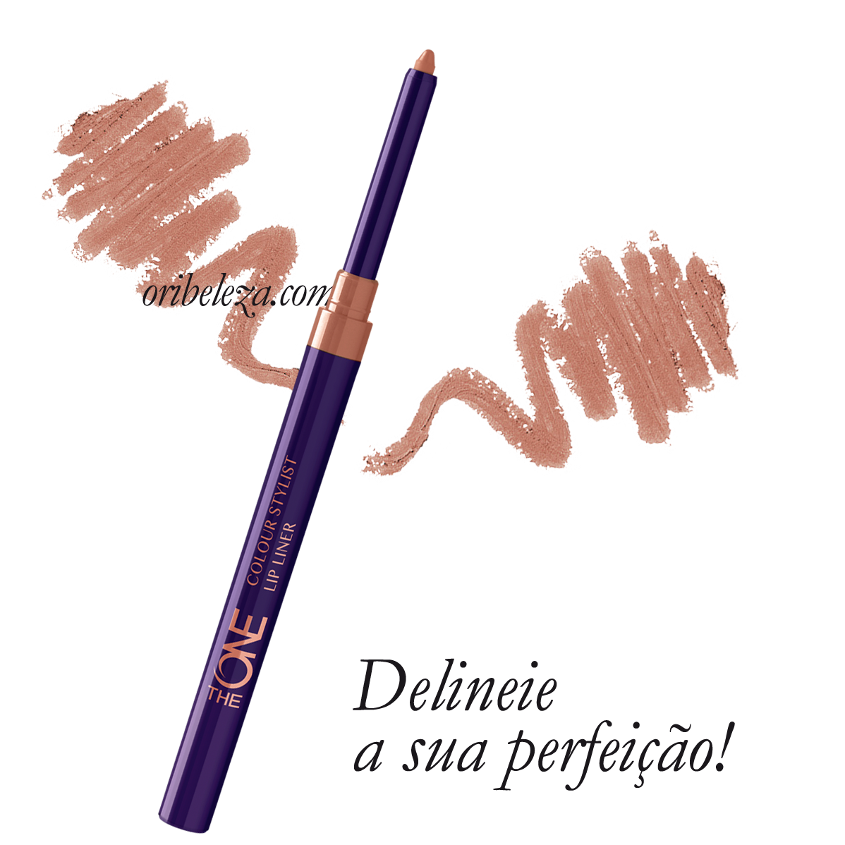 Delineador de Lábios Colour Stylist The ONE da Oriflame