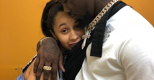 OFFSET & CARDI B REPORTEDLY REGISTER BABY KULTURE'S NAME FOR USE IN FUTURE MUSIC & FILM