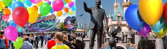 15 coisas estranhas proibidas na Disneylândia - Bexigas