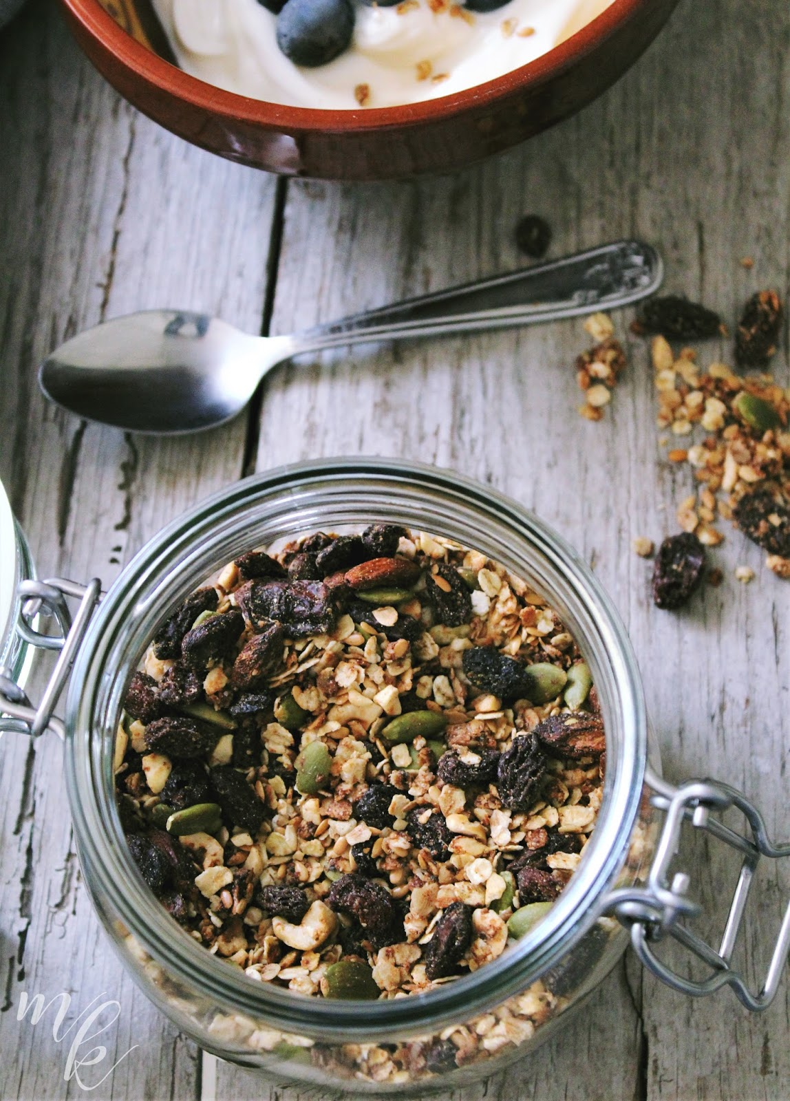 granola-canela