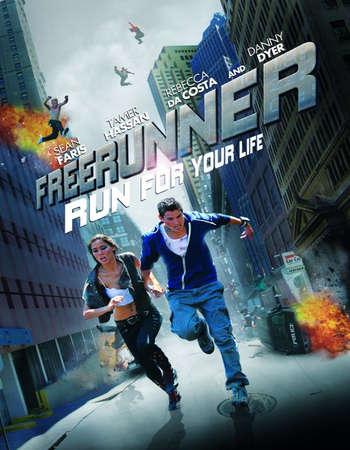 Poster Of Freerunner 2011 English 300MB BRRip 480p ESubs Free Download Watch Online Worldfree4u