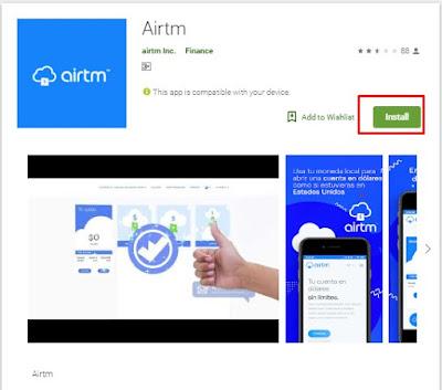 Airtm ~ Online Eraning Tips