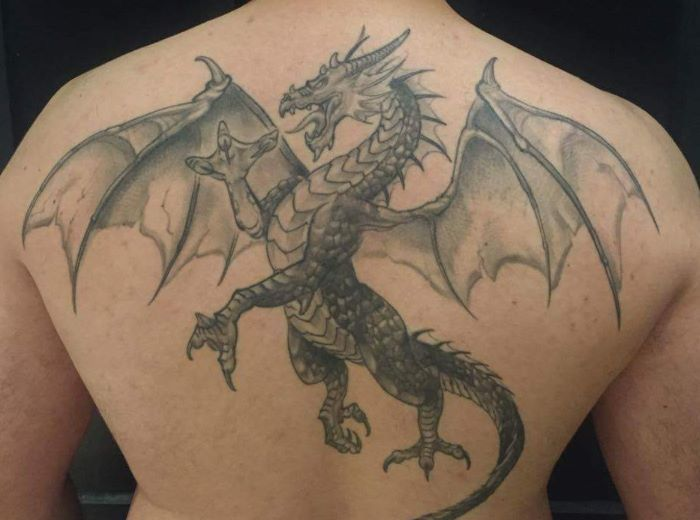165 Dragon Tattoo Designs For Women 2019 Arms Shoulder