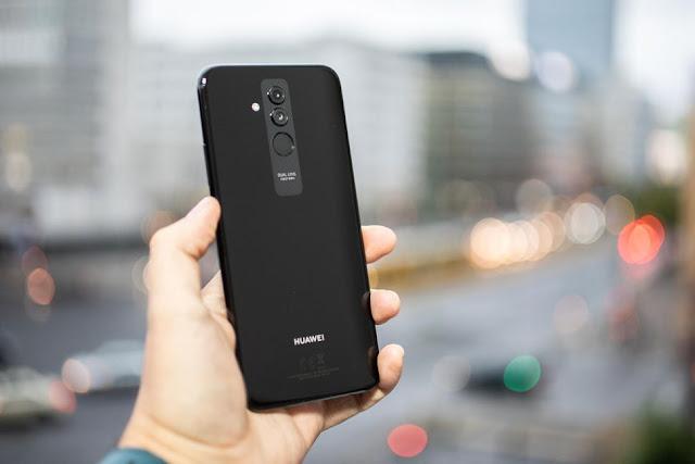 Huawei Mate 20 Lite, nuevo Smartphone de Huawei.