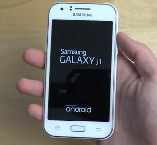 Spesifikasi Samsung Galaxy J1