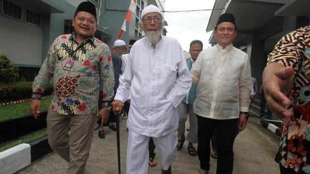 Gerindra: Prabowo-Sandi Juga Akan Lakukan Hal Sama Pada Ustaz Ba'asyir