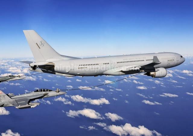 Airbus A330 MRTT specs