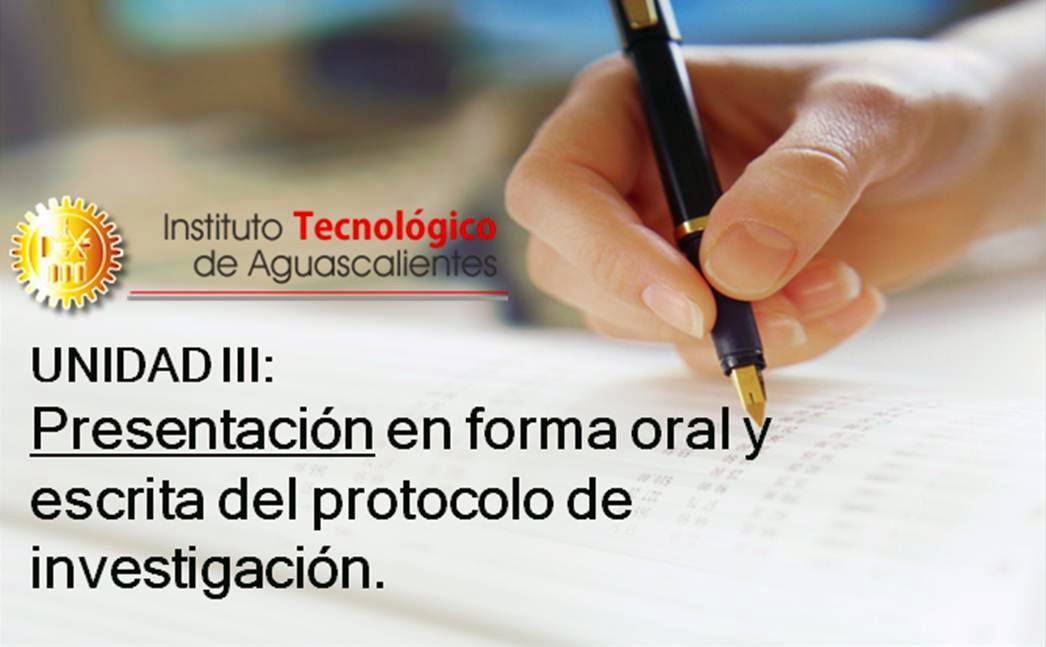 Taller De Investigación Ii 3 1 Estructura Del Protocolo De
