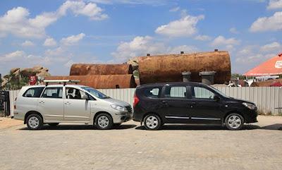 Review Spesifikasi dan Harga Renault Lodgy