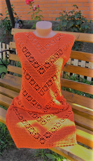 How to make this amazing crochet blouse with store pattern.