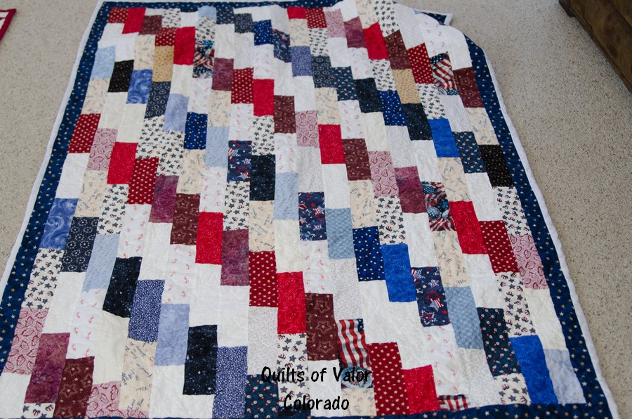 Alycia Quilts Quilts Of Valor And A New Mystery