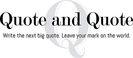 Quote and Quote